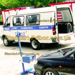 ЛТК-П (на базе а/м ГАЗ 2705 с автоматическим вводом) линия технического контроля передвижная - фотография 1