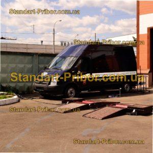 ЛТК-П (на базе Форд Транзит в комплекте с СТМ-3500МН) линия технического контроля передвижная - фотография 1