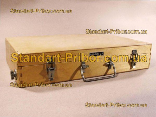 М100.02 прибор для проверки пневматического привода тормозной системы - фотография 1