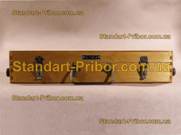 М100.02 прибор для проверки пневматического привода тормозной системы - изображение 2