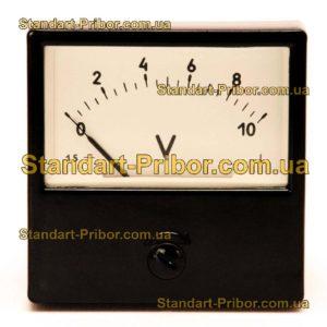 М1001 амперметр, вольтметр  - фотография 1