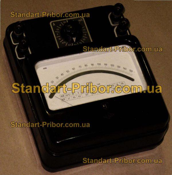 М1104 вольтамперметр лабораторный - изображение 2