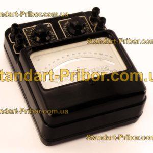 М1107 вольтамперметр лабораторный - фотография 1