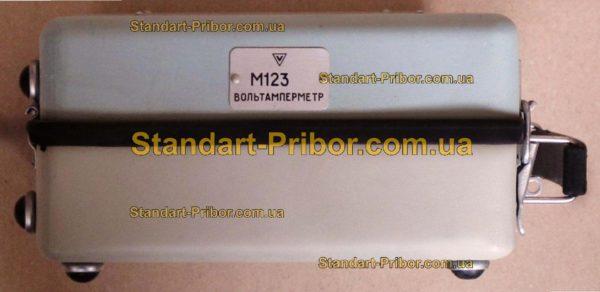 М123 вольтамперметр - фотография 7