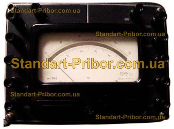 М128 вольтамперметр - фотография 1