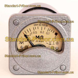 М143 мегаомметр, индикатор - фотография 1