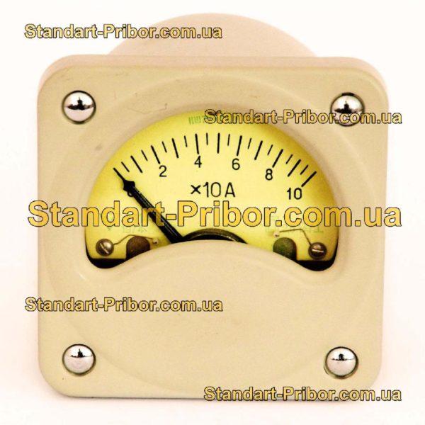 М145 амперметр, вольтметр - фотография 1