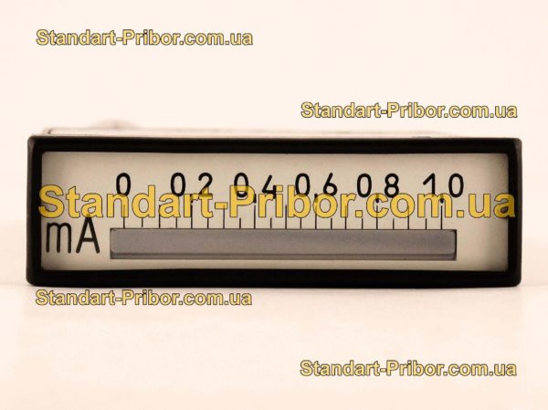М1531М1К амперметр, вольтметр - изображение 2