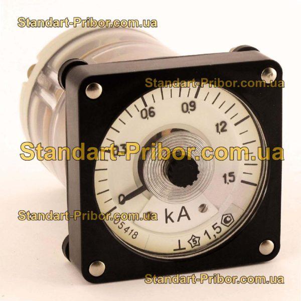 М1611.2-2 амперметр, вольтметр - фотография 1