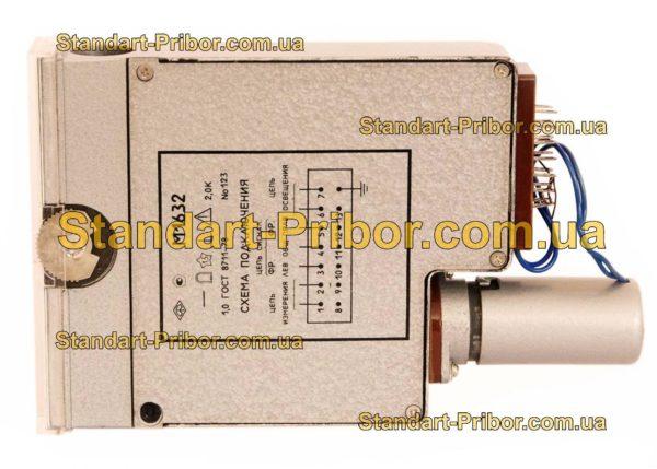 М1632 амперметр - фотография 4