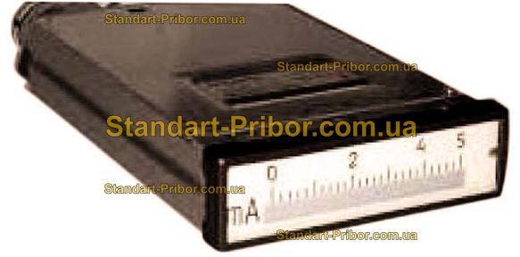М1634 амперметр - фотография 1