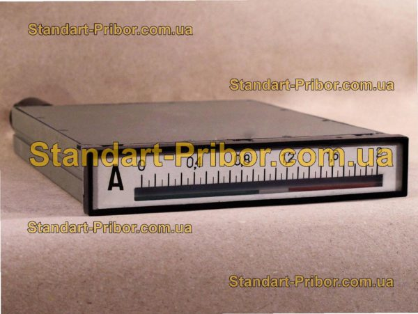 М1731 амперметр, вольтметр - фотография 1