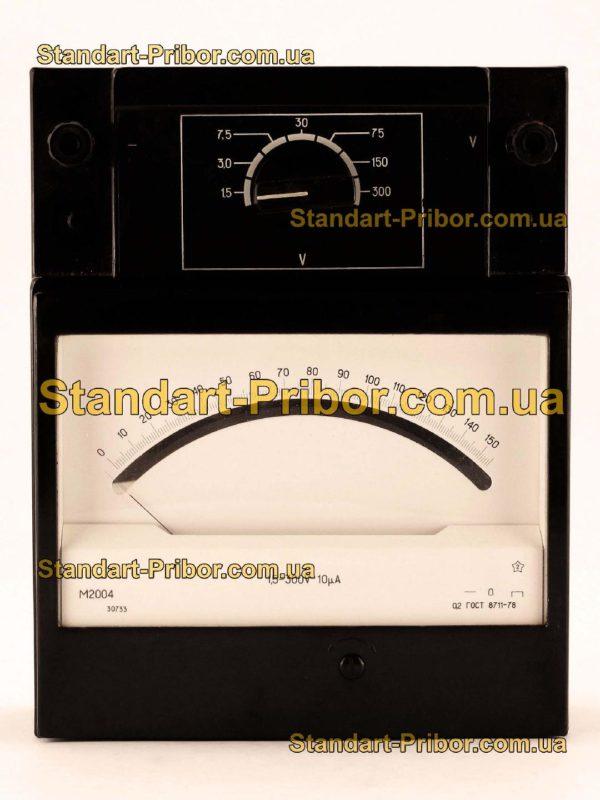 М2004 вольтамперметр лабораторный - изображение 2