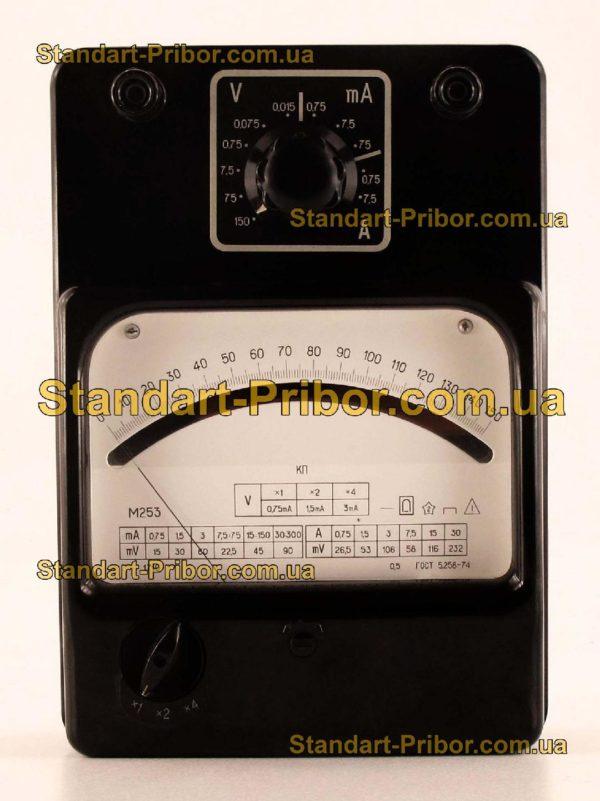 М253 вольтамперметр лабораторный - изображение 2