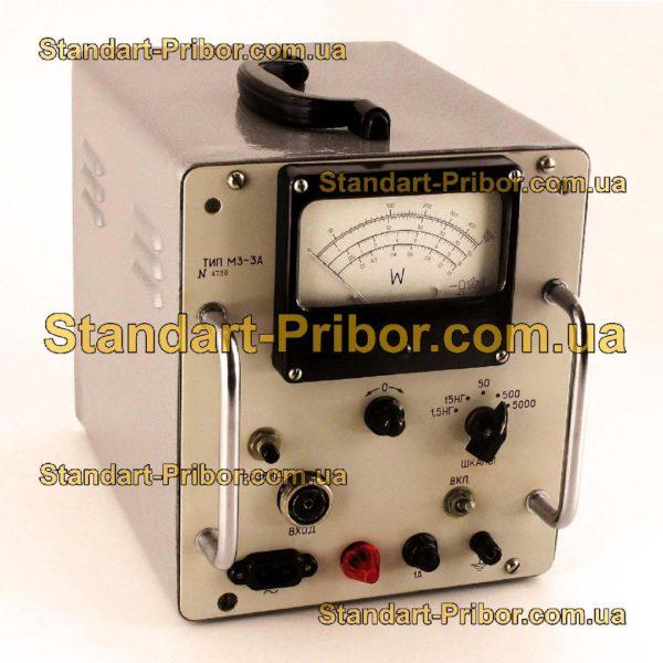 М3-3А ваттметр, измеритель мощности - фотография 1