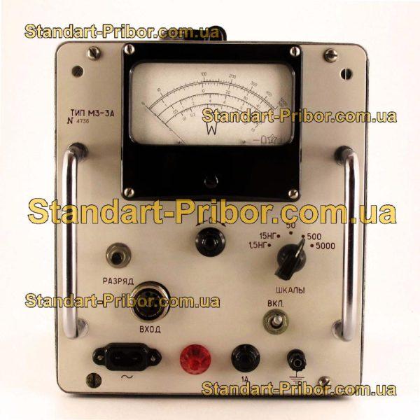 М3-3А ваттметр, измеритель мощности - изображение 2