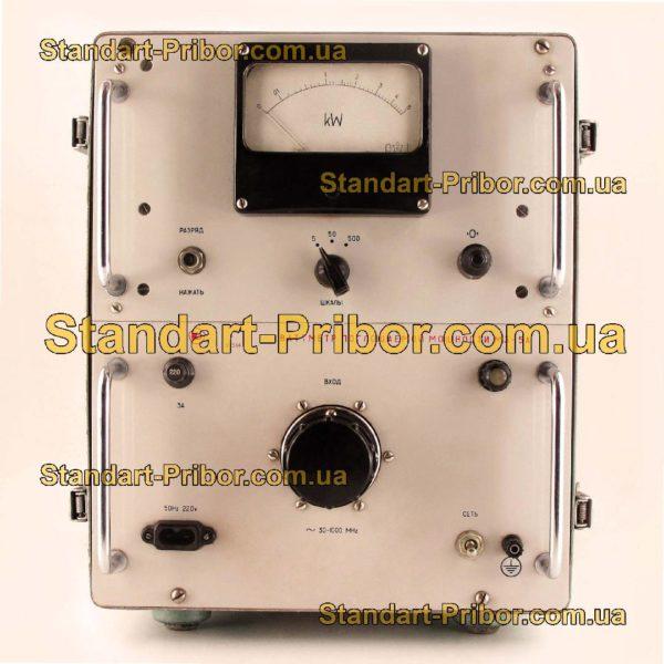 М3-5А ваттметр, измеритель мощности - изображение 2
