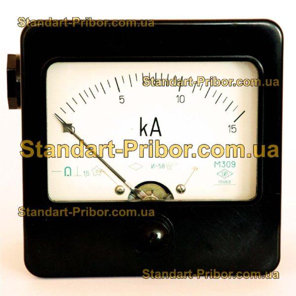 М309 амперметр, вольтметр - фотография 1