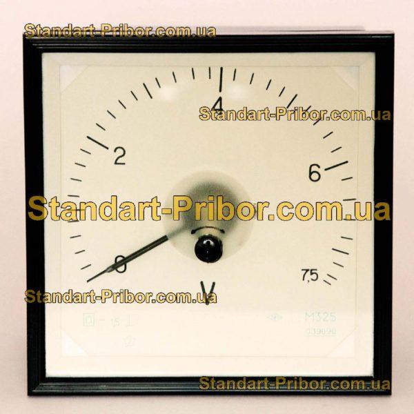М325 амперметр, вольтметр - фотография 1