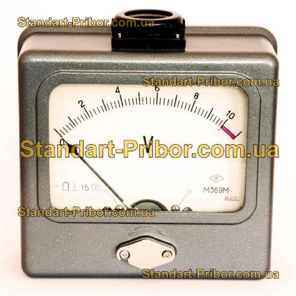 М369М вольтметр - фотография 1