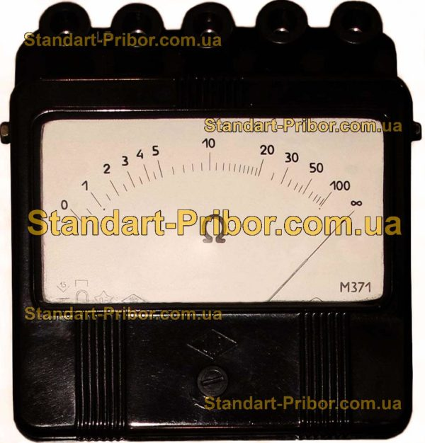 М371 омметр - фотография 1