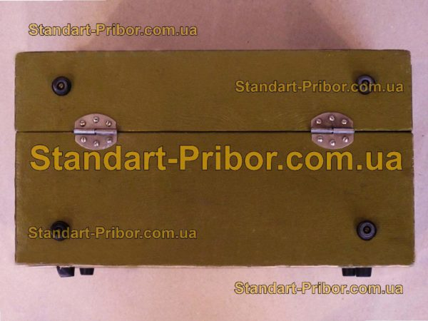 М417 омметр, измеритель сопротивления цепи фаза-нуль - фотография 7