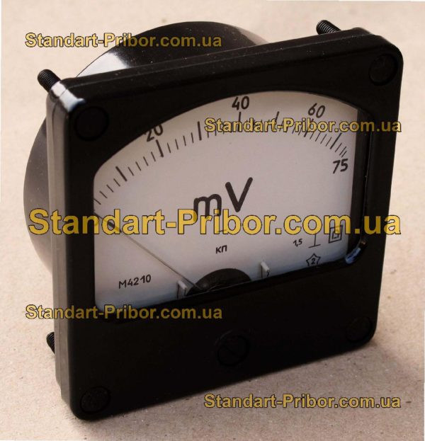 М4210 вольтметр - фотография 1