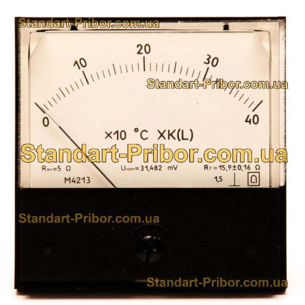 М4213 вольтметр - фотография 1