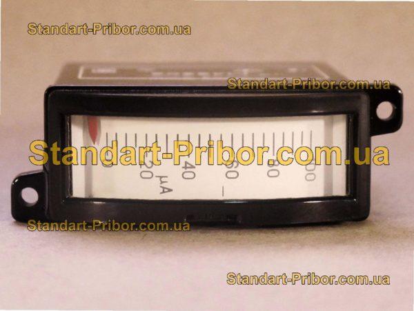М42202 микроамперметр - изображение 2