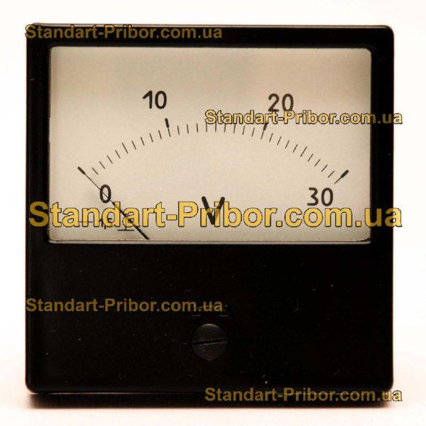 М42300 амперметр - фотография 1