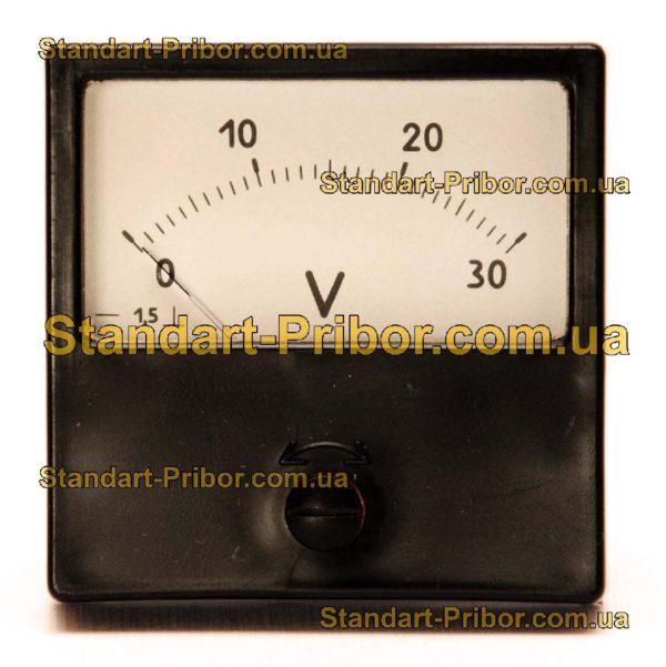 М42301 амперметр, вольтметр - фотография 1