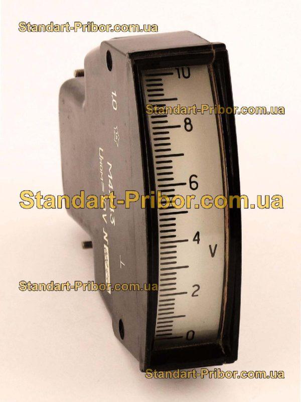 М4243 амперметр, вольтметр - фотография 1