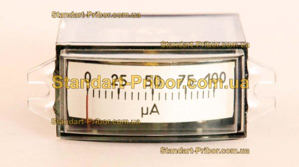 М4248 амперметр - фотография 1