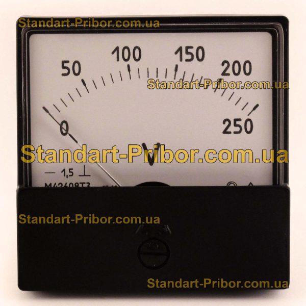 М42608 амперметр, вольтметр - изображение 2