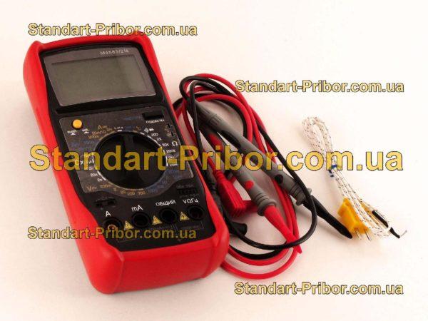 М4583/2Ц тестер, прибор комбинированный - фотография 1
