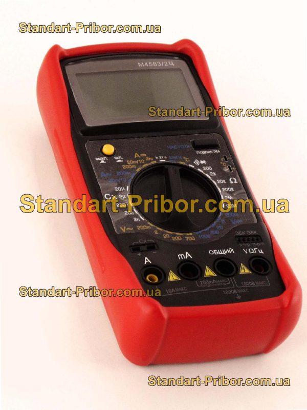 М4583/2Ц тестер, прибор комбинированный - изображение 2