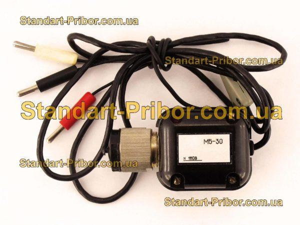 М5-30 преобразователь измерительный - фото 6