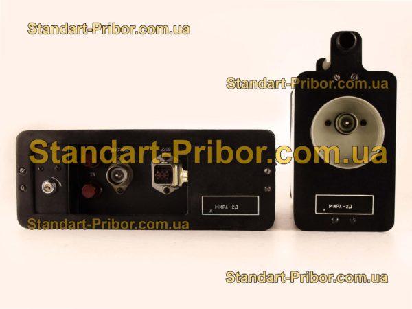 МИРА-2Д дозиметр, радиометр - фотография 4