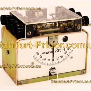 Модель 235-1 преобразователь сильфонный - фотография 1