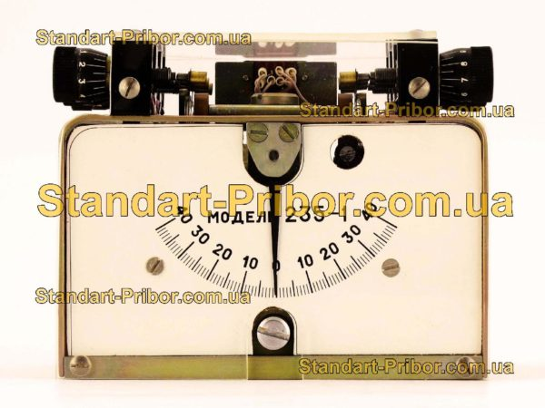 Модель 235-1 преобразователь сильфонный - изображение 2