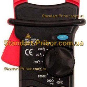 MS2001C клещи электроизмерительные - фотография 1