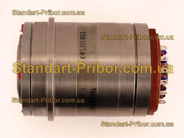 МТ-5 КФ3.031.071 трансформатор масштабный - фото 6