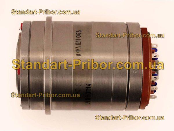 МТ-5 КФ3.031.076 кл.т. МТ трансформатор масштабный - фото 6