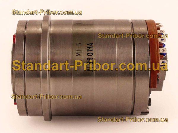 МТ-5 КФ3.031.077 кл.т. МТ трансформатор масштабный - фотография 4