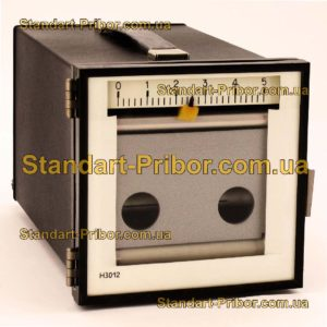 Н3012 прибор самопишущий щитовой - фотография 1