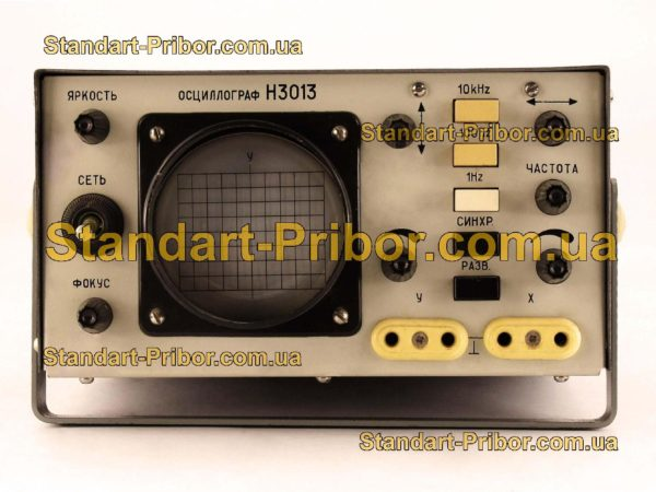 Н3013 осциллограф лабораторный - изображение 2
