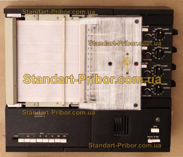 Н3031 прибор самопишущий щитовой - фотография 4
