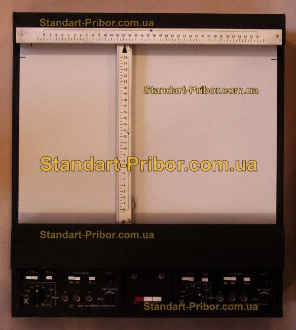 Н307/1 прибор самопишущий щитовой - изображение 2