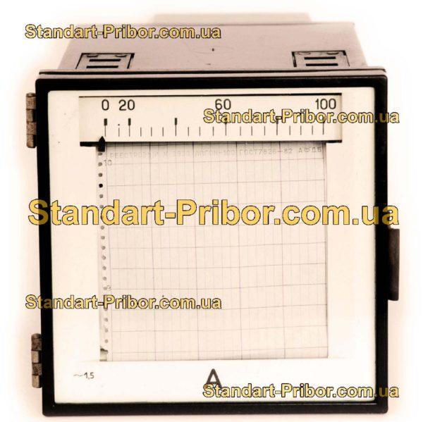 Н3093 прибор самопишущий щитовой - фотография 1
