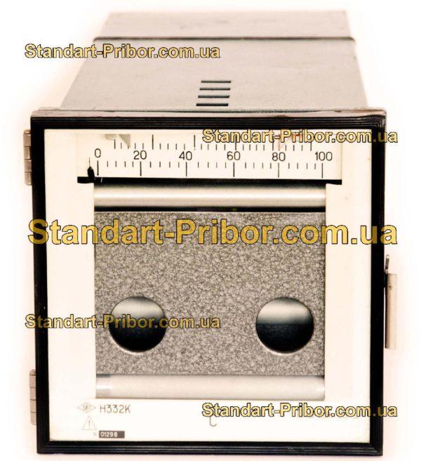 Н332 прибор самопишущий щитовой - фотография 1